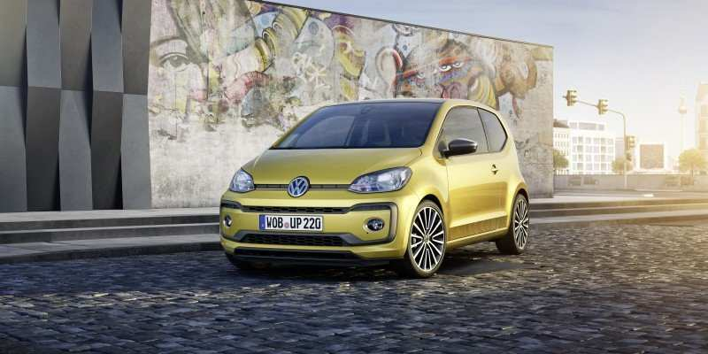 97 Great Volkswagen E Up 2020 New Concept with Volkswagen E Up 2020