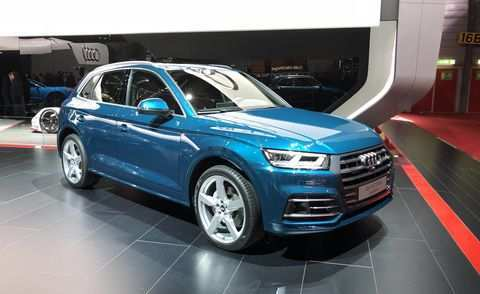 97 New Audi Q5 Hybrid 2020 Redesign and Concept for Audi Q5 Hybrid 2020