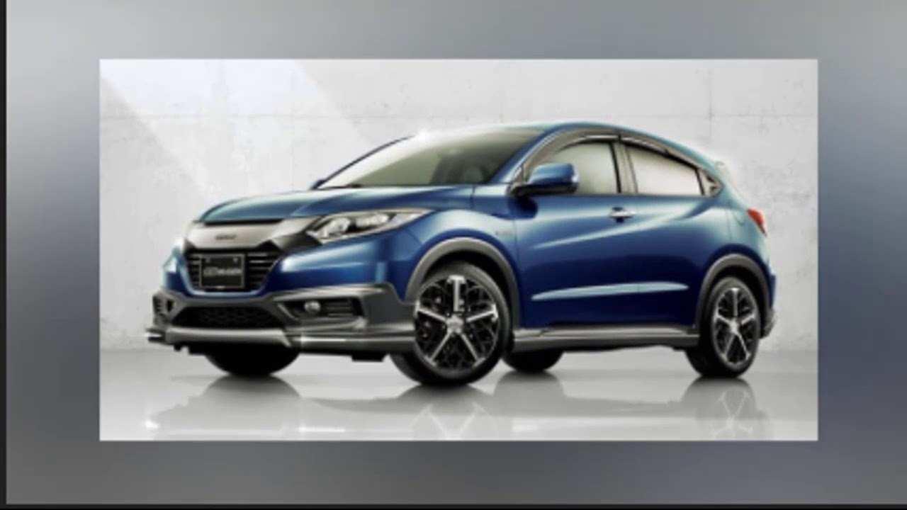 97 New Honda Vezel 2020 First Drive for Honda Vezel 2020