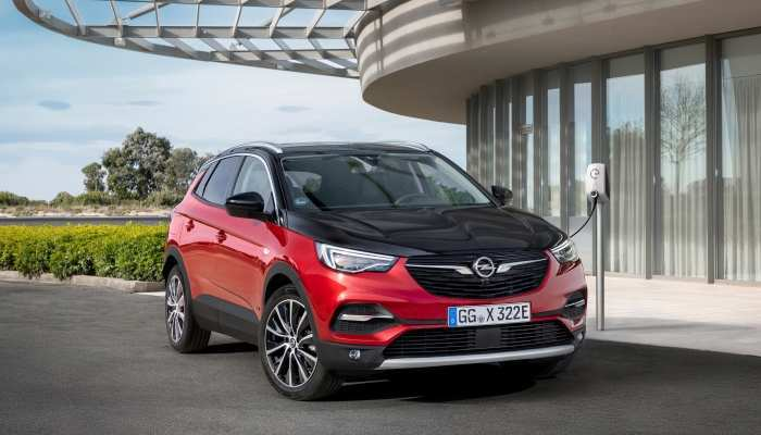 97 New Opel Crossland X 2020 Rumors by Opel Crossland X 2020