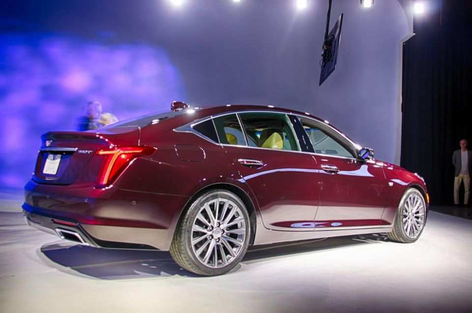 97 The 2020 Cadillac Ct5 Release Date Performance by 2020 Cadillac Ct5 Release Date