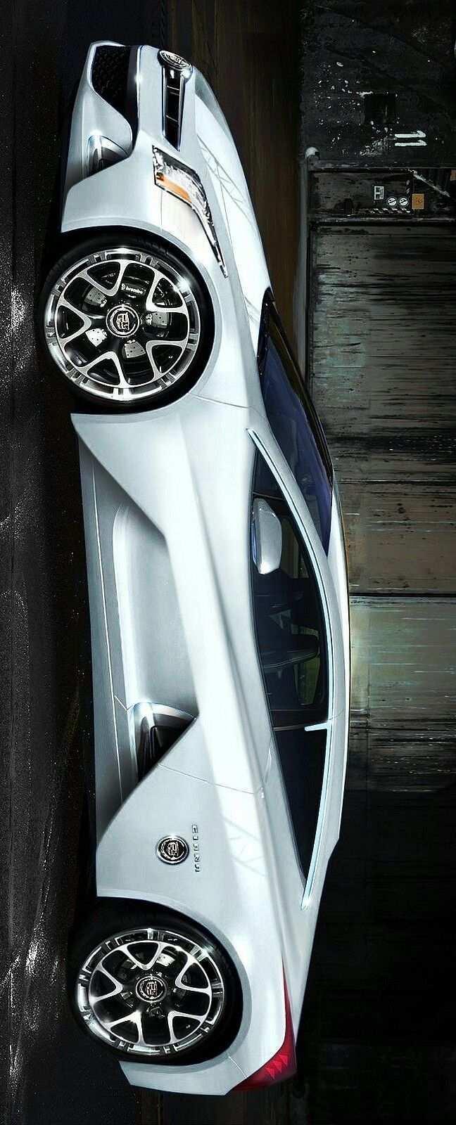 97 The Cadillac Supercar 2020 Exterior for Cadillac Supercar 2020