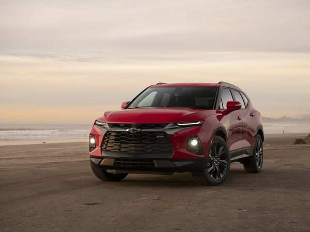 97 The Chevrolet Blazer 2020 Ss With 500Hp History with Chevrolet Blazer 2020 Ss With 500Hp