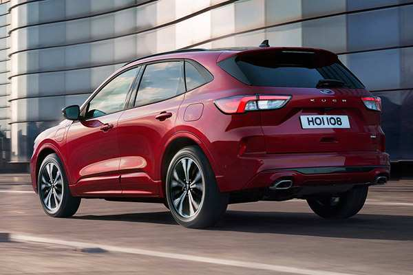 97 The Ford Kuga 2020 Redesign and Concept for Ford Kuga 2020