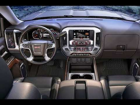 98 All New 2020 Gmc Sierra Hd Interior Release Date for 2020 Gmc Sierra Hd Interior