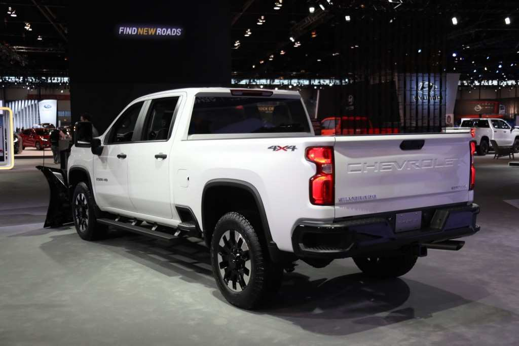 98 Best Review 2020 Chevrolet 2500 Ltz Overview by 2020 Chevrolet 2500 Ltz