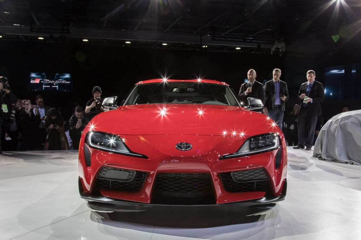 98 Best Review Cost Of 2020 Toyota Supra Spy Shoot with Cost Of 2020 Toyota Supra