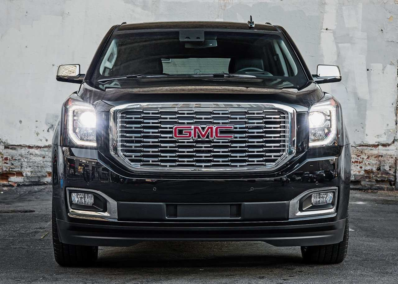 98 Best Review Gmc Suv 2020 Redesign and Concept with Gmc Suv 2020