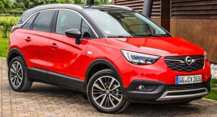 98 Best Review Opel Crossland X 2020 Rumors with Opel Crossland X 2020