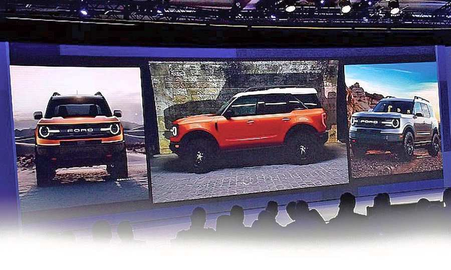 98 Concept of Ford Baby Bronco 2020 Specs and Review for Ford Baby Bronco 2020