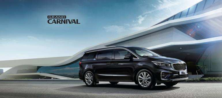98 Concept of Kia Carnival 2020 Overview for Kia Carnival 2020