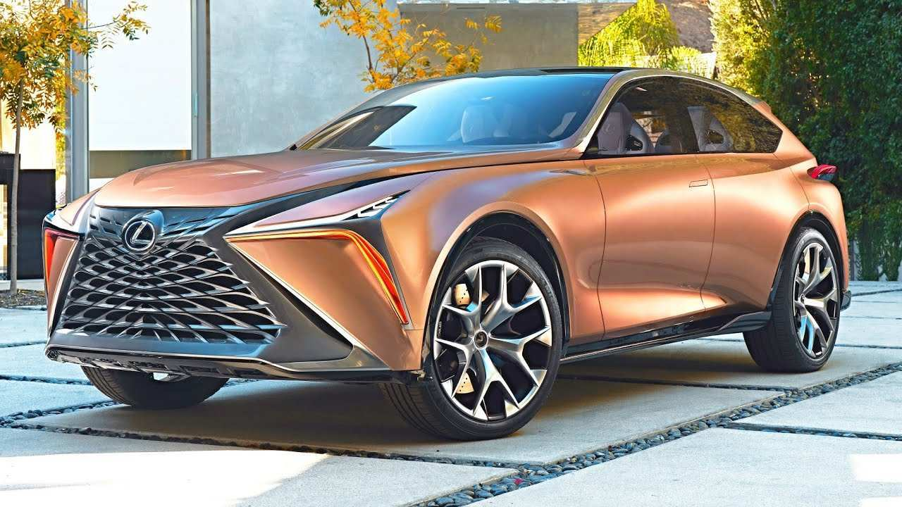98 Concept of Lexus Lf 1 Limitless 2020 Exterior and Interior for Lexus Lf 1 Limitless 2020