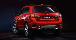 98 Concept of Mitsubishi Asx Facelift 2020 Exterior by Mitsubishi Asx Facelift 2020