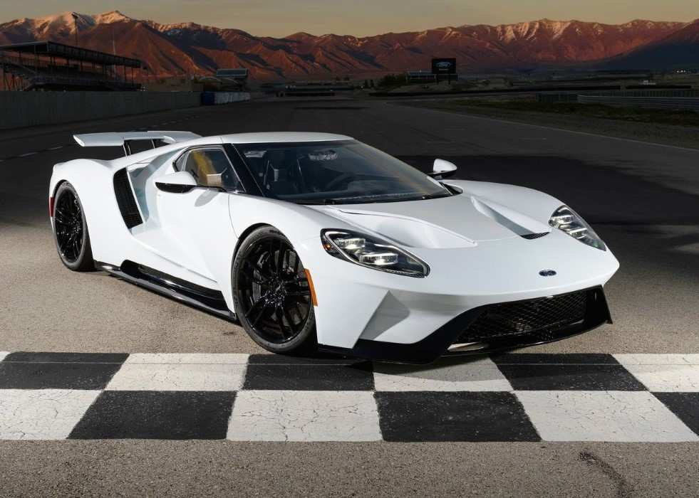 98 Gallery of Ford Gt 2020 First Drive with Ford Gt 2020
