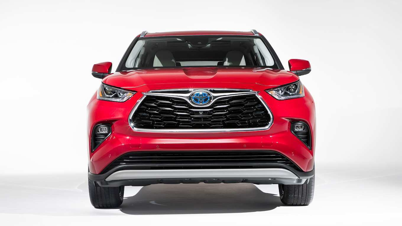 98 Gallery of Toyota Kluger Hybrid 2020 Research New with Toyota Kluger Hybrid 2020