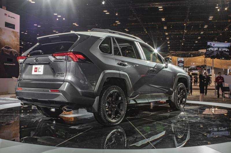 98 Gallery of Toyota Rav4 2020 Trd Ratings for Toyota Rav4 2020 Trd