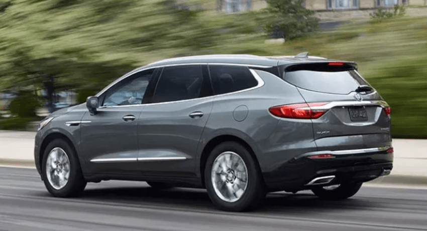 98 Great 2020 Buick Enclave Avenir Colors Redesign with 2020 Buick Enclave Avenir Colors