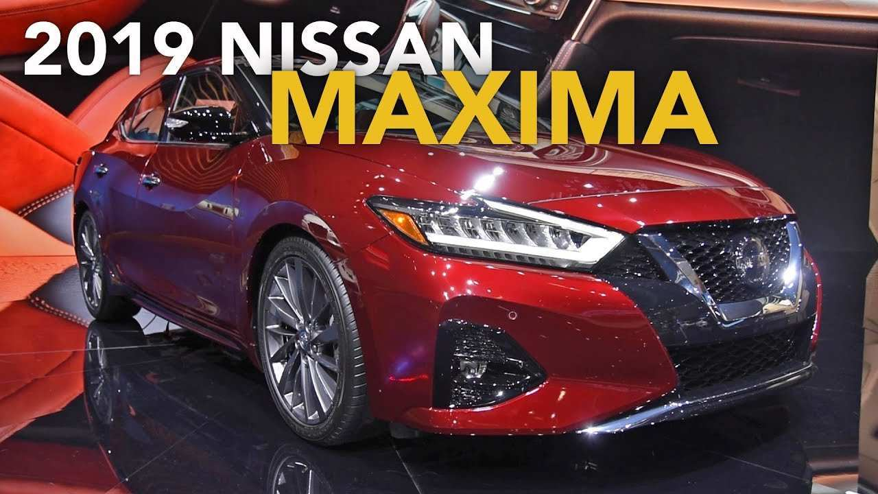 98 Great 2020 Nissan Maxima Youtube Release for 2020 Nissan Maxima Youtube