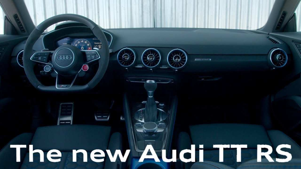 98 Great Audi Tt 2020 Interior Specs and Review with Audi Tt 2020 Interior
