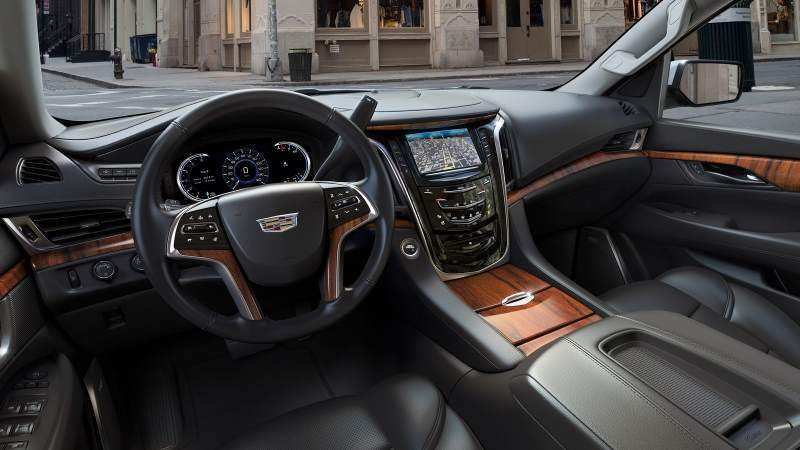 98 Great Cadillac Escalade 2020 Interior Spesification by Cadillac Escalade 2020 Interior