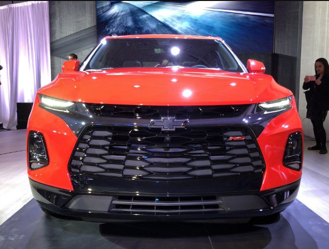 98 Great Chevrolet Trailblazer Ss 2020 Release Date for Chevrolet Trailblazer Ss 2020