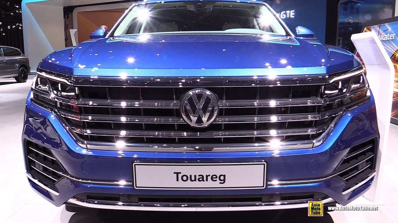98 Great Volkswagen Touareg 2020 Prices with Volkswagen Touareg 2020