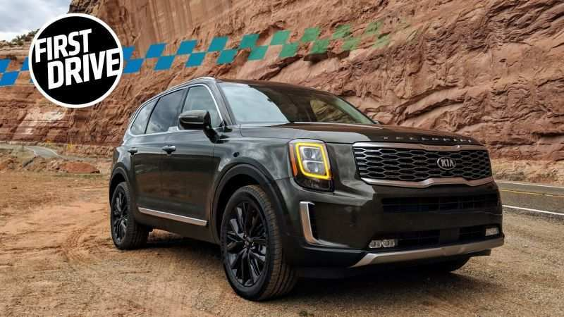 98 New 2020 Kia Telluride Review Model with 2020 Kia Telluride Review
