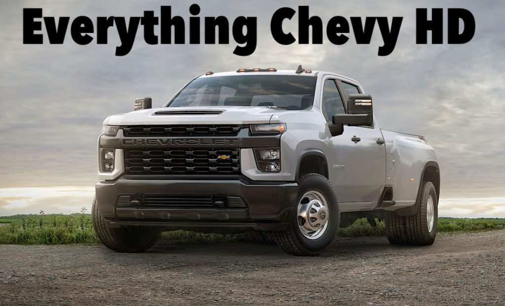 98 The 2020 Gmc 3500 Gas Engine Rumors for 2020 Gmc 3500 Gas Engine