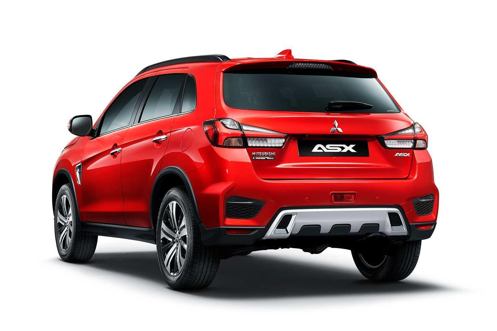 98 The Mitsubishi Asx 2020 Dimensions Model with Mitsubishi Asx 2020 Dimensions