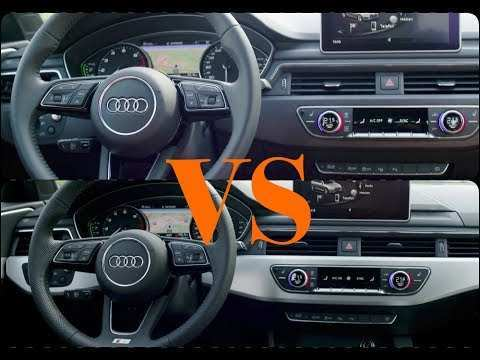 98 The New Audi A4 2020 Interior Release for New Audi A4 2020 Interior