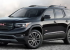 99 All New 2020 Gmc Acadia Length Performance for 2020 Gmc Acadia Length