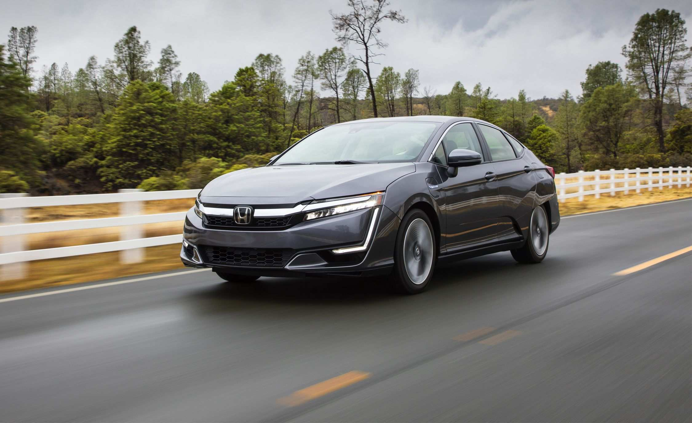 99 All New 2020 Honda Clarity Plug In Hybrid Pictures by 2020 Honda Clarity Plug In Hybrid