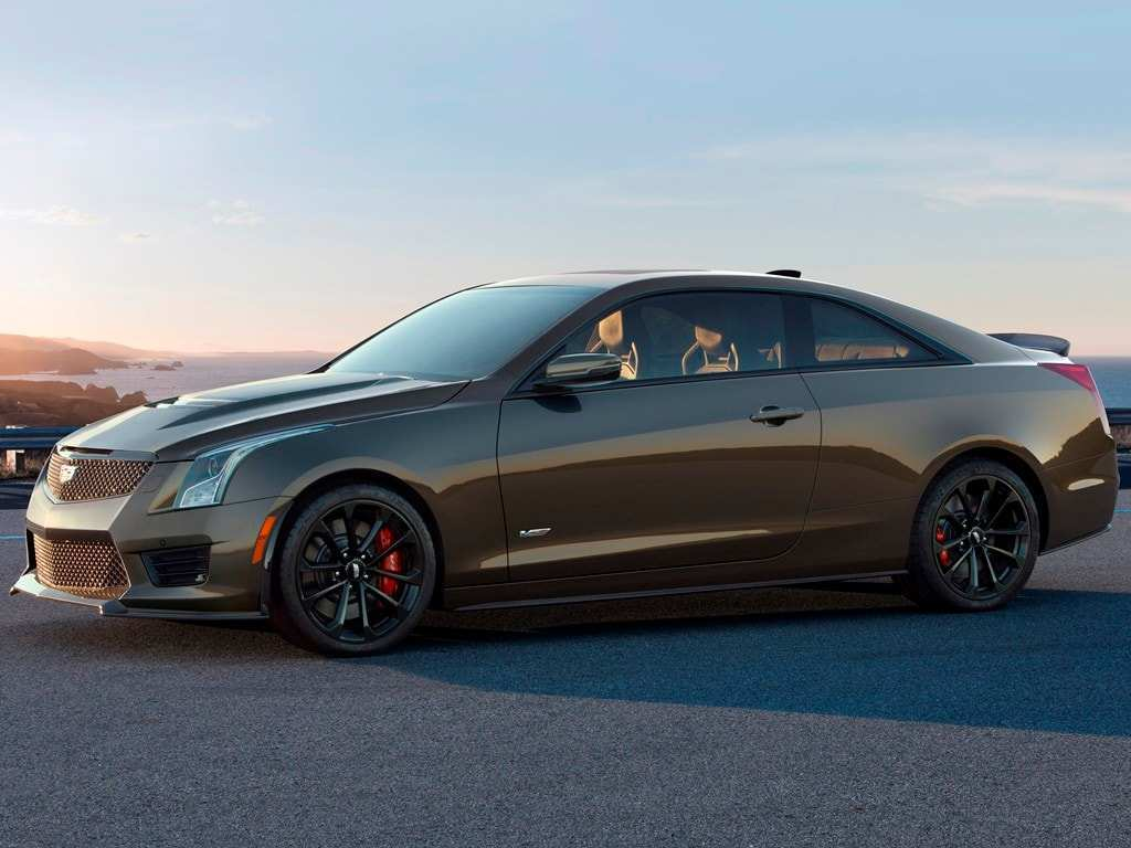 99 All New Cadillac Ats Coupe 2020 New Concept by Cadillac Ats Coupe 2020