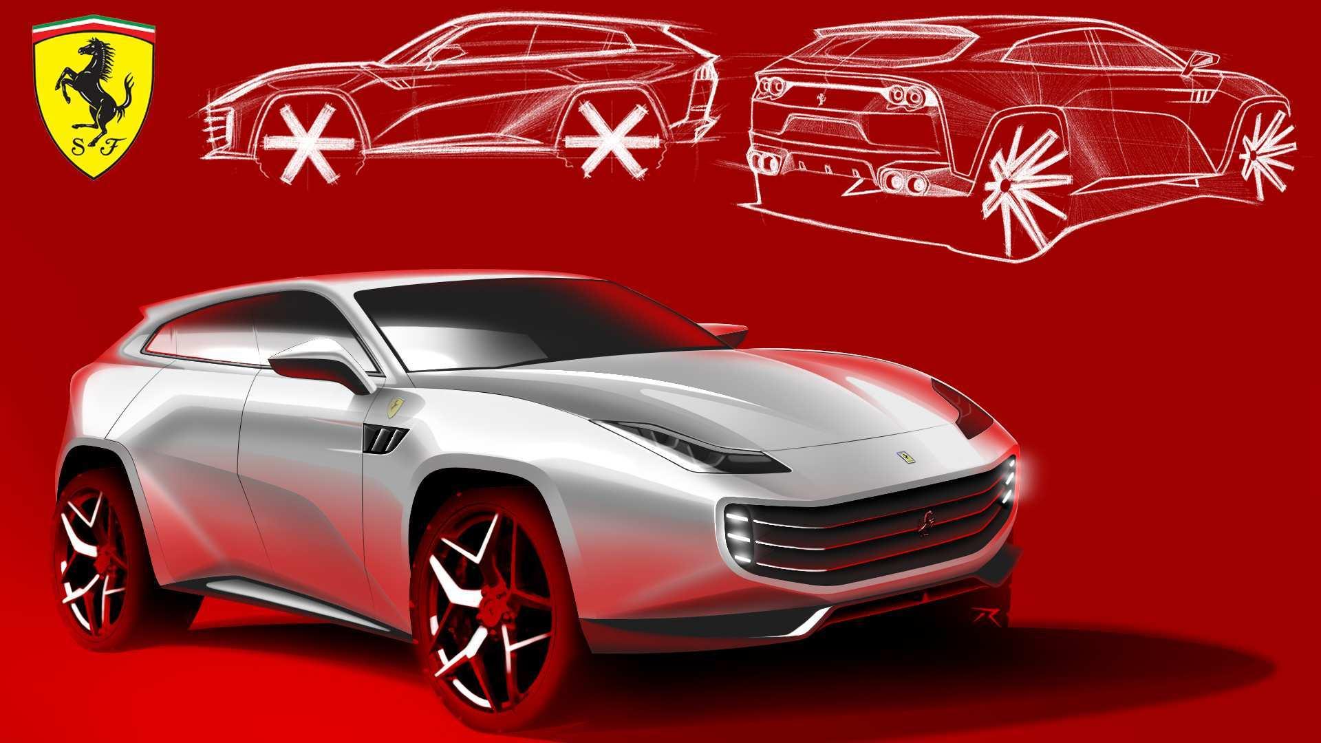 99 All New Ferrari Suv 2020 Configurations by Ferrari Suv 2020