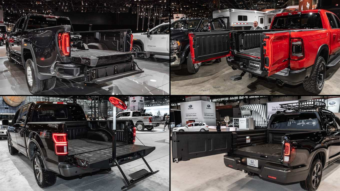 99 All New Gmc Tailgate 2020 Configurations with Gmc Tailgate 2020