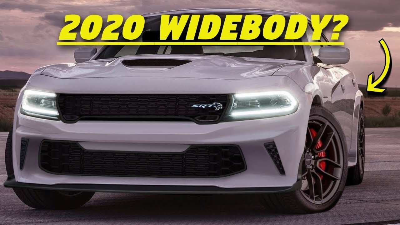 99 Concept of 2020 Dodge Charger Scat Pack Widebody Overview by 2020 Dodge Charger Scat Pack Widebody