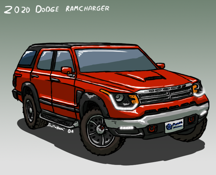 99 Concept of Dodge Ramcharger 2020 Overview for Dodge Ramcharger 2020
