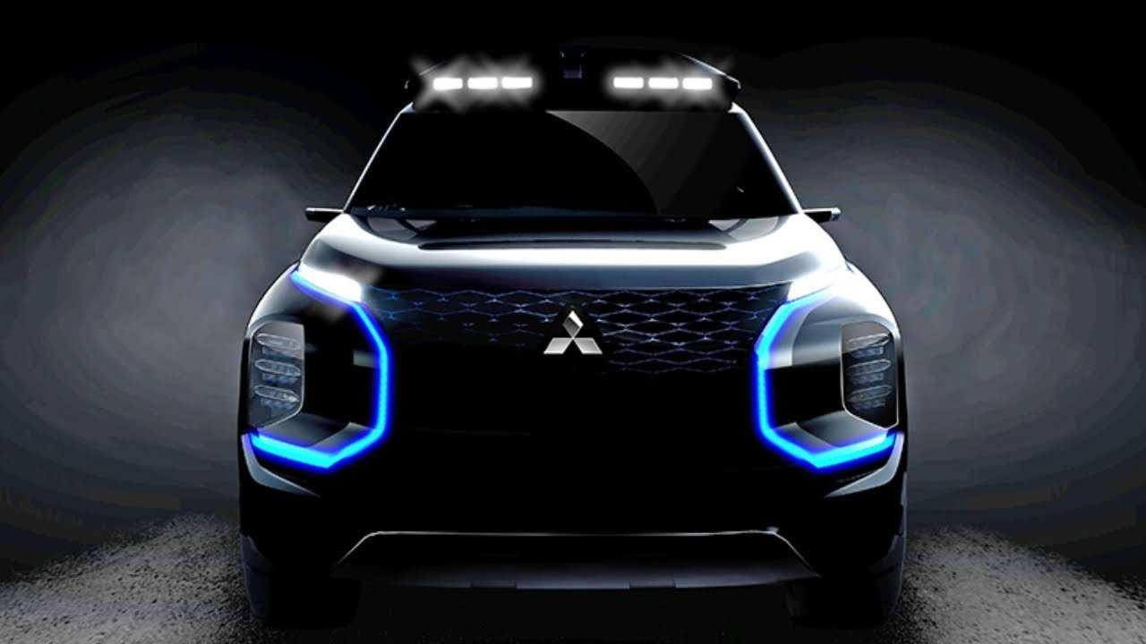 99 Concept of Mitsubishi Suv 2020 Interior with Mitsubishi Suv 2020