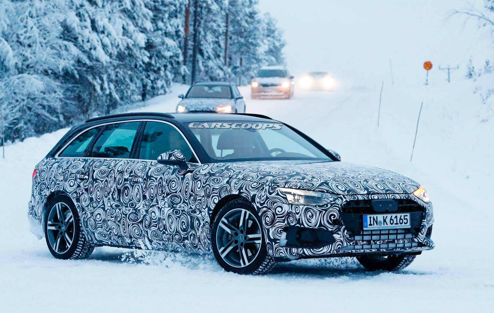 99 Concept of New Audi A4 2020 Interior Configurations for New Audi A4 2020 Interior