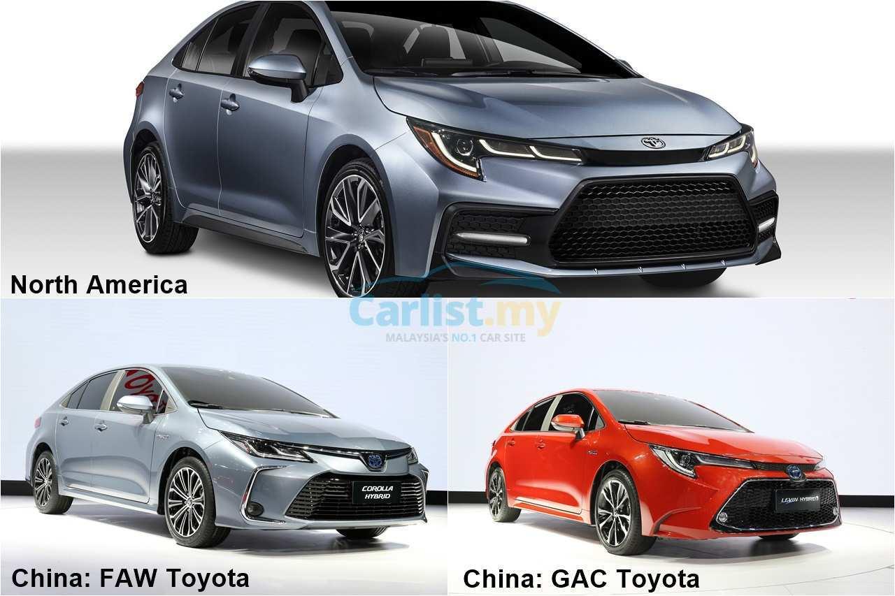 99 Concept of Toyota Altis 2020 Thailand Rumors for Toyota Altis 2020 Thailand