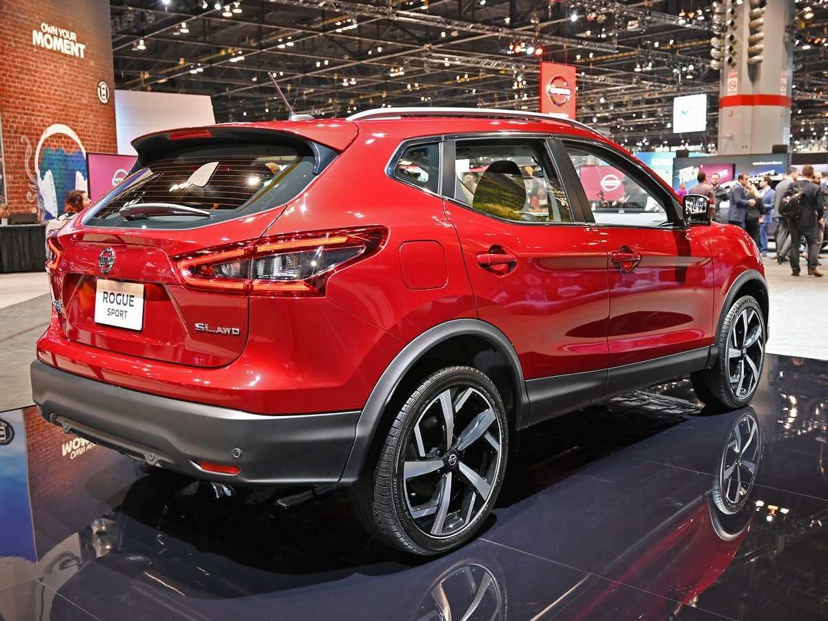 99 Concept of When Does The 2020 Nissan Rogue Come Out Engine with When Does The 2020 Nissan Rogue Come Out