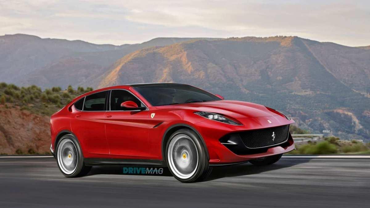 99 Gallery of Ferrari Suv 2020 Price and Review by Ferrari Suv 2020