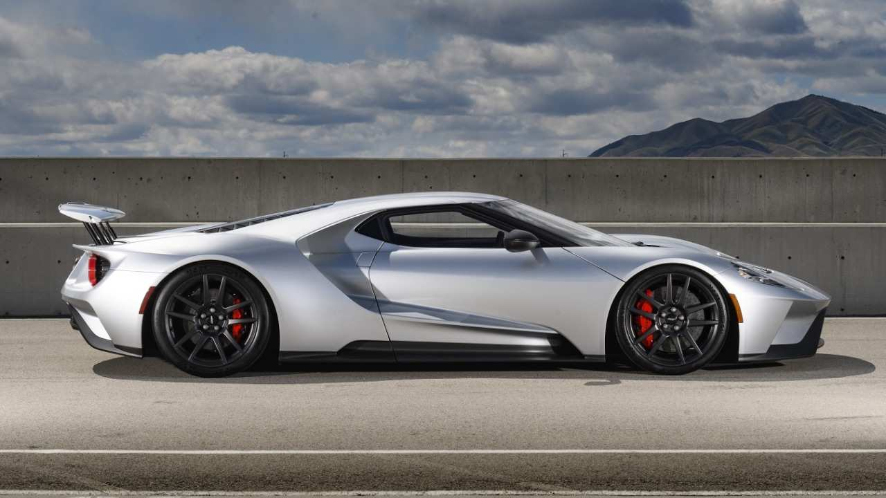 99 Gallery of Ford Gt 2020 Specs and Review by Ford Gt 2020