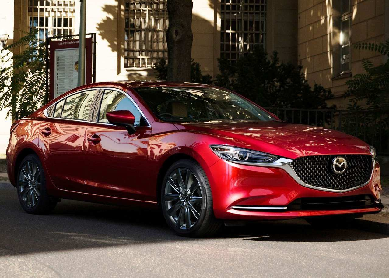 99 Gallery of Mazda 6 2020 Release Date Concept with Mazda 6 2020 Release Date