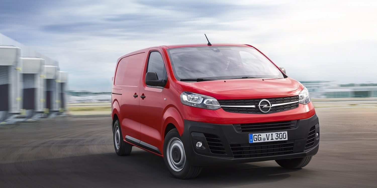 99 Gallery of Opel Van 2020 Spy Shoot by Opel Van 2020