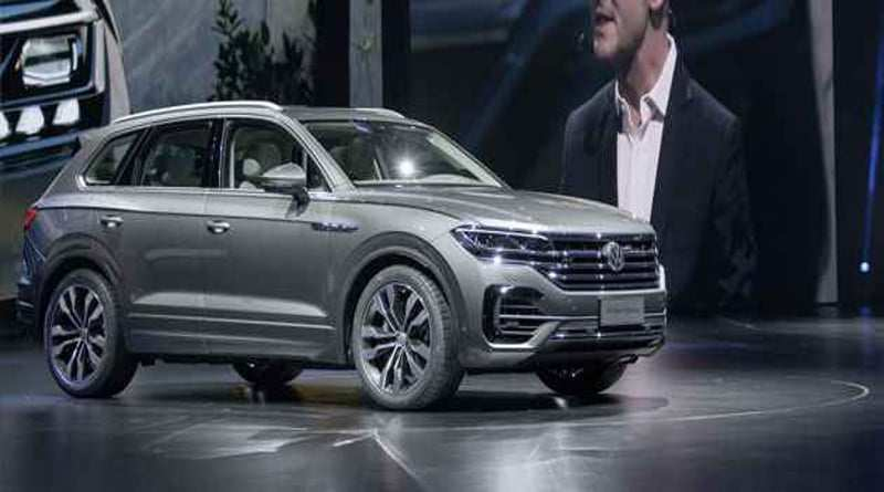 99 Gallery of Volkswagen Touareg 2020 Concept for Volkswagen Touareg 2020