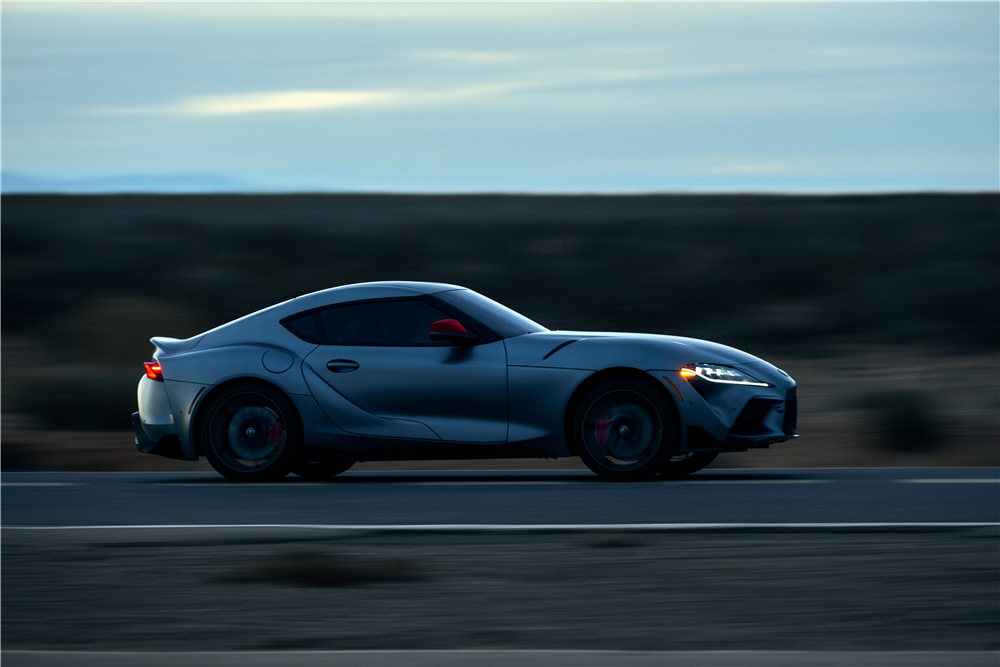 99 Gallery of Who Bought The 2020 Toyota Supra At Barrett Jackson Redesign and Concept with Who Bought The 2020 Toyota Supra At Barrett Jackson