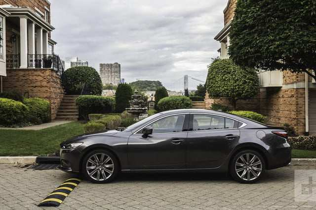 99 New 2020 Mazda 6 All Wheel Drive Exterior by 2020 Mazda 6 All Wheel Drive