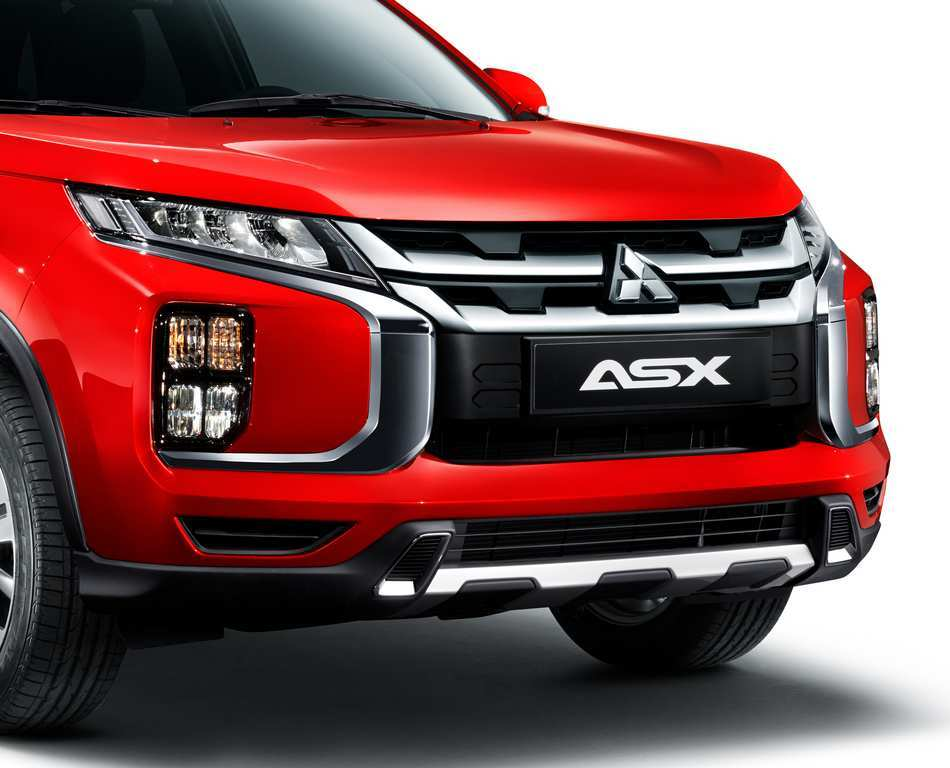 99 New Mitsubishi Asx Facelift 2020 Price with Mitsubishi Asx Facelift 2020