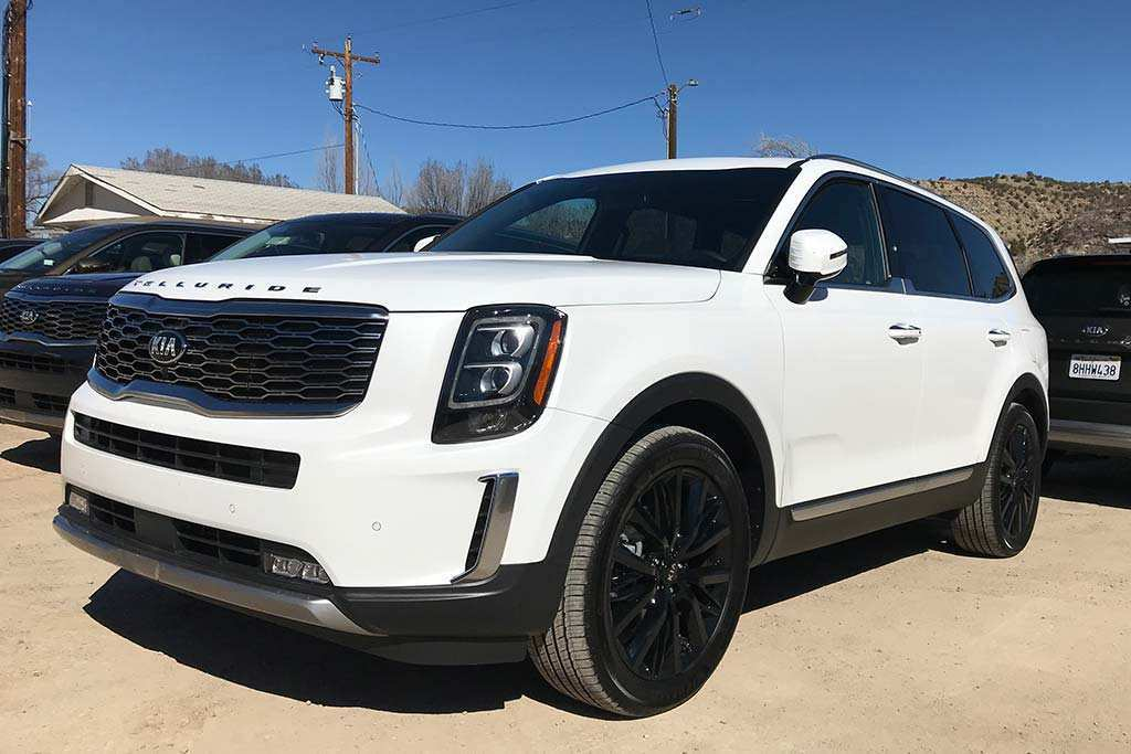 99 The 2020 Kia Telluride Review Research New by 2020 Kia Telluride Review
